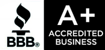 BBB MN Contractor A Plus Accredited Business Maus Construction Inc Seal